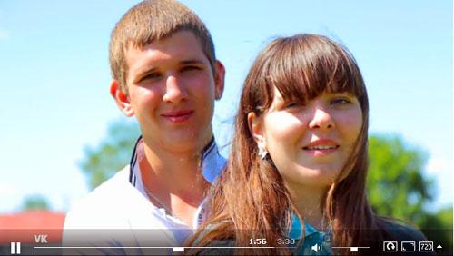 Видеоклип - Выпуск 2012. Комаричская школа №2
